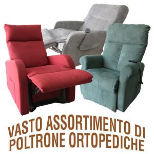Poltrone Anziani Roma.Poltrone Disabili Ortopediche Elevabili E Motorizzate