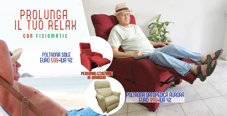 Prolunga il tuo Relax